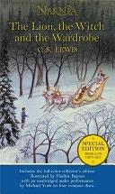 二手書博民逛書店 《The Lion, the Witch and the Wardrobe Book and CD》 R2Y ISBN:0060556498│HarperCollins
