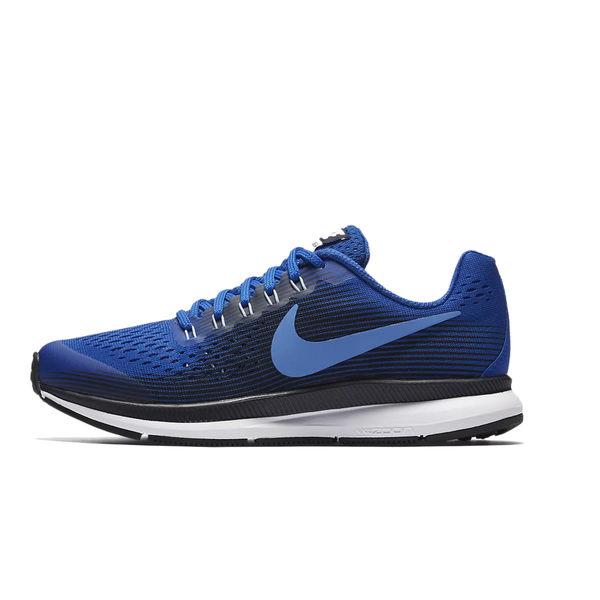 Nike Zoom Winflo 4 女款 大童鞋 深藍 專業慢跑鞋 訓練鞋 路跑鞋 運動鞋 避震 彈性 輕量 881953405