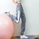速乾運動褲 寬鬆束腳哈倫褲薄春秋速干跑步健身褲高腰瑜伽褲休閒外穿