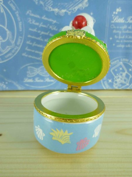 【震撼精品百貨】慕敏嚕嚕米家族_Moomin Valley~造型飾品盒-嚕嚕米