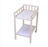 BB護理臺嬰兒換尿布臺按摩護理臺新生兒寶寶撫觸臺多功能簡易床