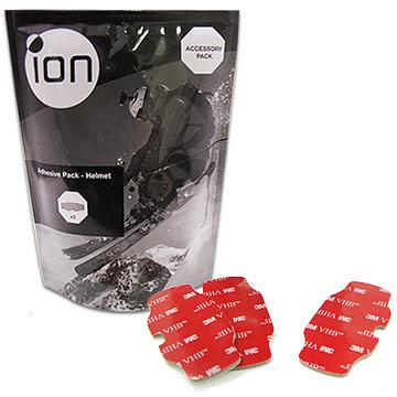 24期零利率 ION Adhesive Pack Helment 專用雙面貼紙配件包