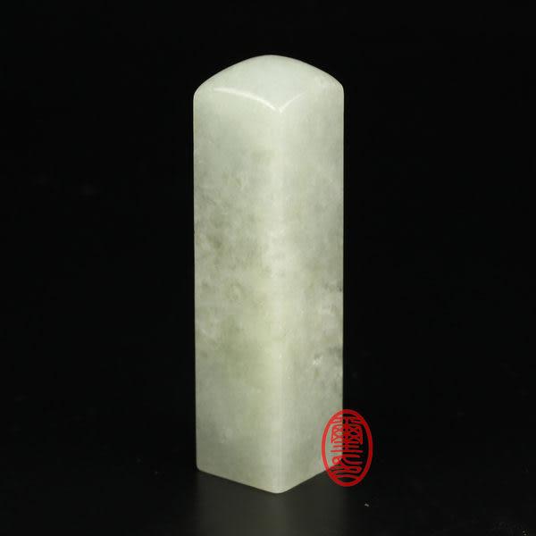 印章-白玉印章-2-天然石類印章-手工刻印