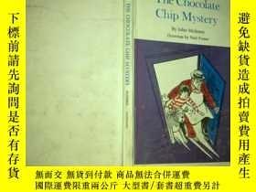 二手書博民逛書店THE罕見CHOCOLATE CHIP MYSTERYY2398