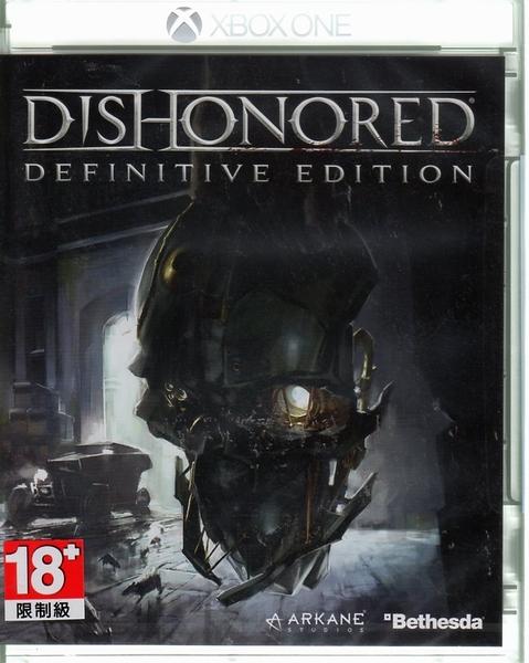 【玩樂小熊】現貨中 XBOXONE 遊戲 冤罪殺機 決定版 Dishonored Definitive Ed 英文亞版