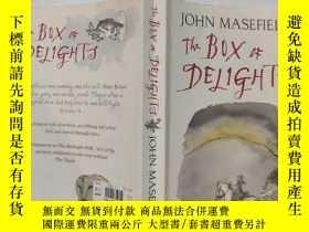 二手書博民逛書店the罕見box of delights 快樂的盒子Y200392