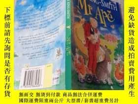 二手書博民逛書店Mr罕見Ape :猿猴先生,。Y200392