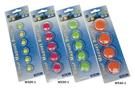 自強牌  MS30-1  彩色螢光磁鐵(一打裝)
