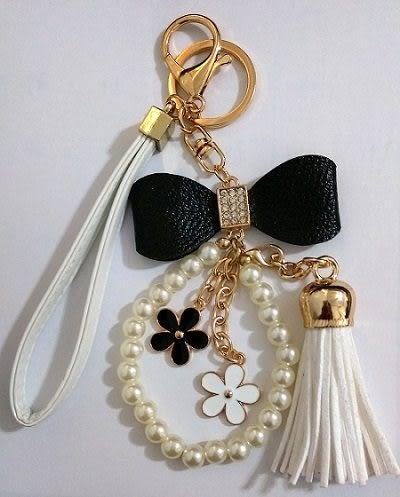 吊飾- 甜美澎澎毛球系列 /小丸子系列/氣質珍珠系列