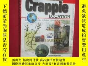 二手書博民逛書店Crappie罕見Location: Finding Crapp