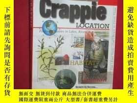 二手書博民逛書店Crappie罕見Location: Finding Crapp
