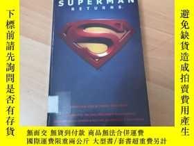 二手書博民逛書店SUPERMAN罕見RETURNSY313199