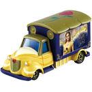 TOMICA多美迪士尼小汽車 美女與野獸宣傳車 (Disney motors)