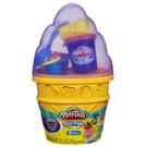 Play-Doh培樂多-迷你蛋捲冰淇淋遊戲組