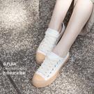 韓風餅乾鞋3.5公分鞋底加厚 獨特輪胎鞋頭鞋底造型設計 在地老師傅們的傳統手藝打造