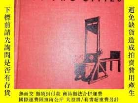 二手書博民逛書店1950年32開精裝《A罕見TALE OF TWO CITIES