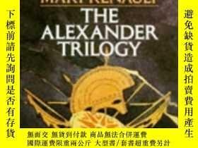 二手書博民逛書店The罕見Alexander TrilogyY364682 Mary Renault Penguin Book