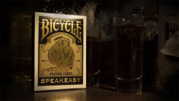 【USPCC 撲克】Bicycle Speakeasy Deck Playing Cards 撲克 非法經營的酒吧