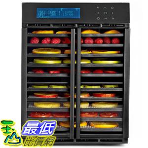 [107美國直購 體積過大 需海運要一個月] 烘乾機 Excalibur RES10 10-Tray Electric Food Dehydrator with Smart Digital