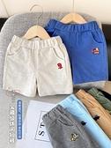 男童純棉運動短褲夏裝夏季童裝1歲3小童寶寶兒童中褲子潮嬰兒外穿 幸福第一站
