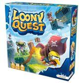 【樂桌遊】怪物仙境:塗鴉任務 Loony Quest(多語言含中文)