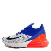 Nike Air Max 270 Flyknit [AO1023-101] 男鞋 休閒 經典 潮流 氣墊 舒適 編織 白