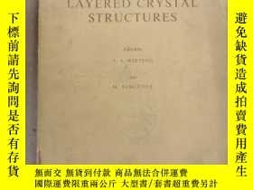 二手書博民逛書店electrons罕見and phonons in layered crystal structures(P227