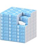 紙巾 植護納木抽紙餐巾紙紙巾整箱家庭裝衛生紙家用實惠面巾紙27包