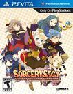 PSV Sorcery Saga: Curse of the Great Curry God 聖魔導物語:偉大的咖喱之神(美版代購)