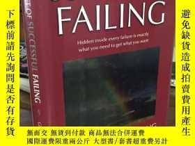 二手書博民逛書店The罕見Secret of Successful Failin