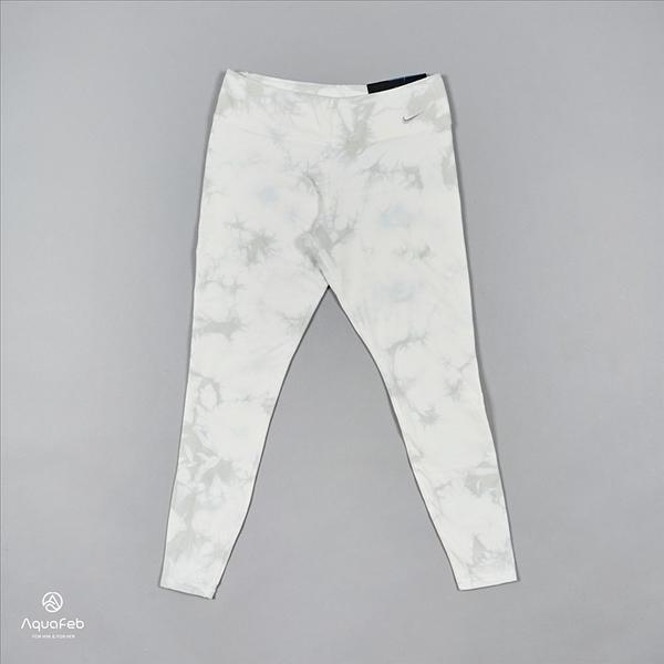 Nike Tight Fit 女子 石紋 有氧 運動長褲 651818-004