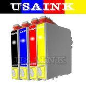 USAINK☆ EPSON T20/T30/T40W/TX100/ TX200/TX300F/TX600FW 相容墨水匣 ( T1051/T1052/T1053/T1054任選20盒 )