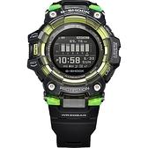 CASIO 卡西歐 G-SHOCK 多功能運動藍芽電子錶-黑 GBD-100SM-1