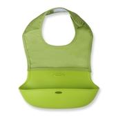 寶寶圍兜矽膠圍兜嬰兒童寶寶防水吃飯兜小孩圍嘴超軟喂飯兜口水巾 朵拉朵