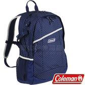 Coleman CM-32860_海軍圓點藍 25L健行者背包 雙肩後背包/登山包健行包/運動旅遊 單車背包/休閒背包