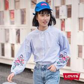 襯衫 女裝 / 復古花紋 / 刺繡 - Levis