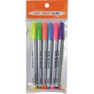 【奇奇文具】優點 700N 6色組 螢光筆