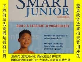 二手書博民逛書店Word罕見Smart Junior : Build a Straight-A Vocabulary 3rd Ed