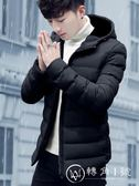 反季羽絨服男短款加厚冬季男士外套青少年斷碼處理冬裝潮