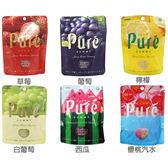 KANRO 甘樂 Pure鮮果實軟糖(1包入) 8款可選【小三美日】