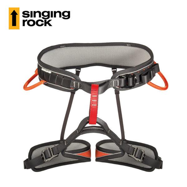 Singing Rock 安全吊帶C5037 ATTACK III XS-L / 城市綠洲 (捷克品牌、攀岩、安全帶)