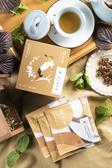 茗京萃.漢方茶飲[秋分紫舒飲]天然、健康、草本、無添加、茶包、沖泡