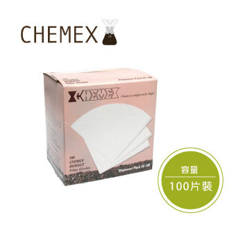 CHEMEX-FC-100 圓形預摺濾紙6~10人份《Mstore》