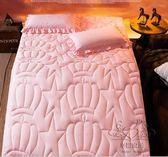 (百貨週年慶)床罩 床笠單件加厚夾棉席夢思保護套床單床套1.8m床罩床墊套防塵罩