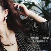 耳環防過敏純銀耳釘