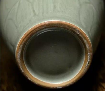 [協貿國際]  青瓷梅瓶收藏擺件 (1入)