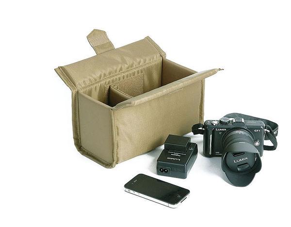 攝影包酷色courser攝影包松下索尼EPL5微單相機內膽包 加厚防震防水 B34全館免運  艾維朵