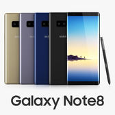 SAMSUNG全新品 Galaxy Note8 128G N950FD/s台規黑色 6.3吋 每月僅一隻 特價吸引流量