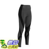 [104美國直購] CW-X 慢跑緊身褲 140809 Women s Pro Running Tights ,Black