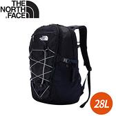 【The North Face 電腦休閒背包 28L《海軍藍》】3KV3/後背包/電腦包/雙肩背包